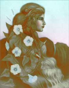 Rhea mãe dos deuses.
